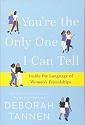 Deborah Tannen best selling book