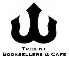 logo for trident booksellers