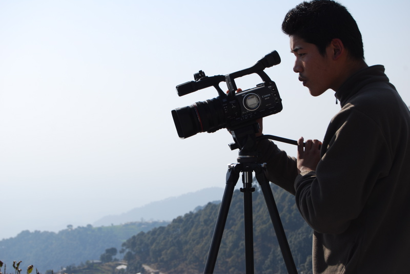 Trichen Lhagyari Filmmaker