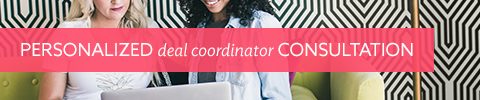 Personalized Deal Coordinator Consulation