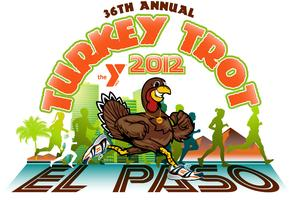 YMCA of El Paso Turkey Trot - 2012