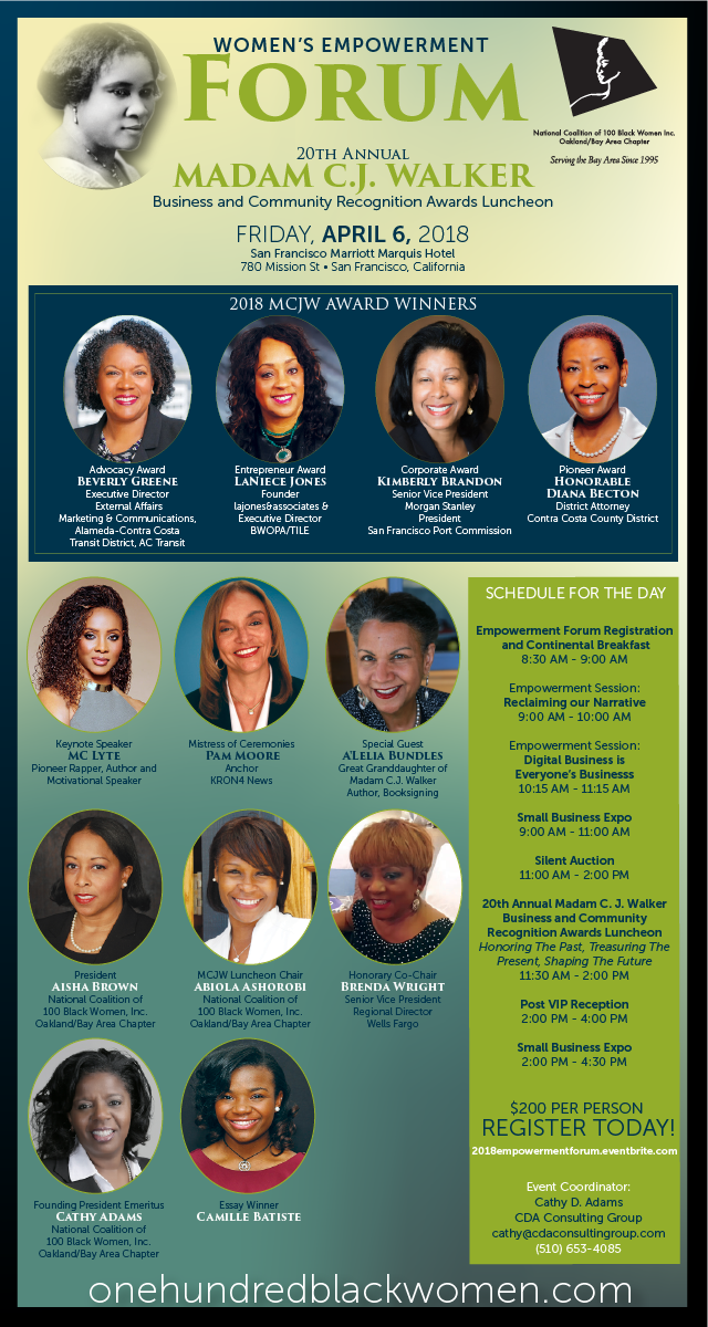 MCJW Empowerment Forum
