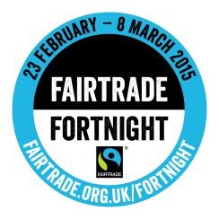 Fairtrade Fortnight logo