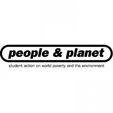 People and Planet logo