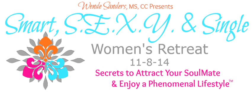Smart, SEXY & Single Women's Retreat Logo