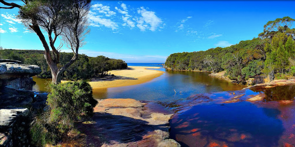 Royal National Park - Coastal Walk