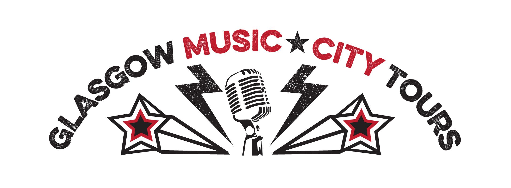 Glasgow Music City Tours logo