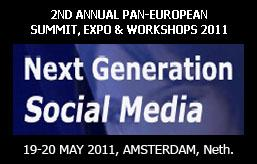 2nd Annual Pan-European Social Media Summit, Expo &...