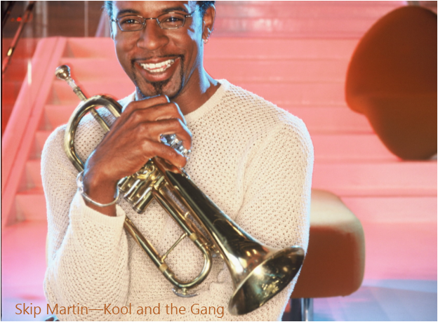 Skip Martin - Kool and the Gang