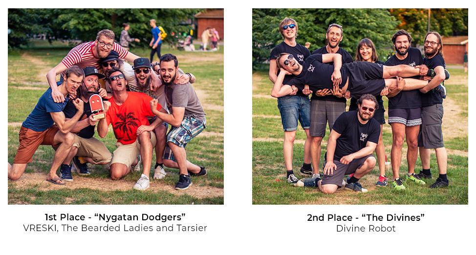 Game Habitat teams
