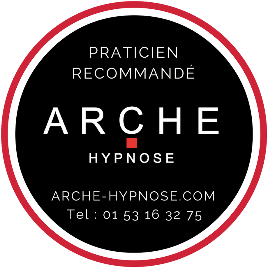 Praticien recommandé par l'Arche Hypnose