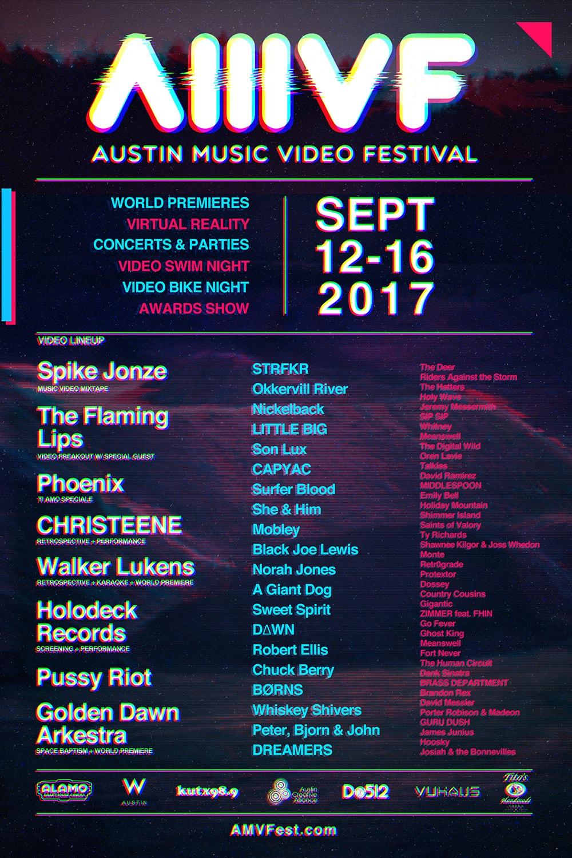 AMVFest Full Poster