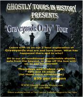 Concierge Graveyards Only!  New Bus Tour