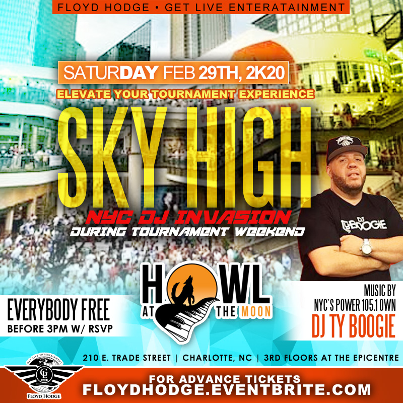 SkyHigh5 day party