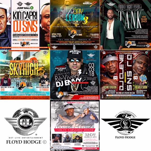 ciaa 2018 event line up