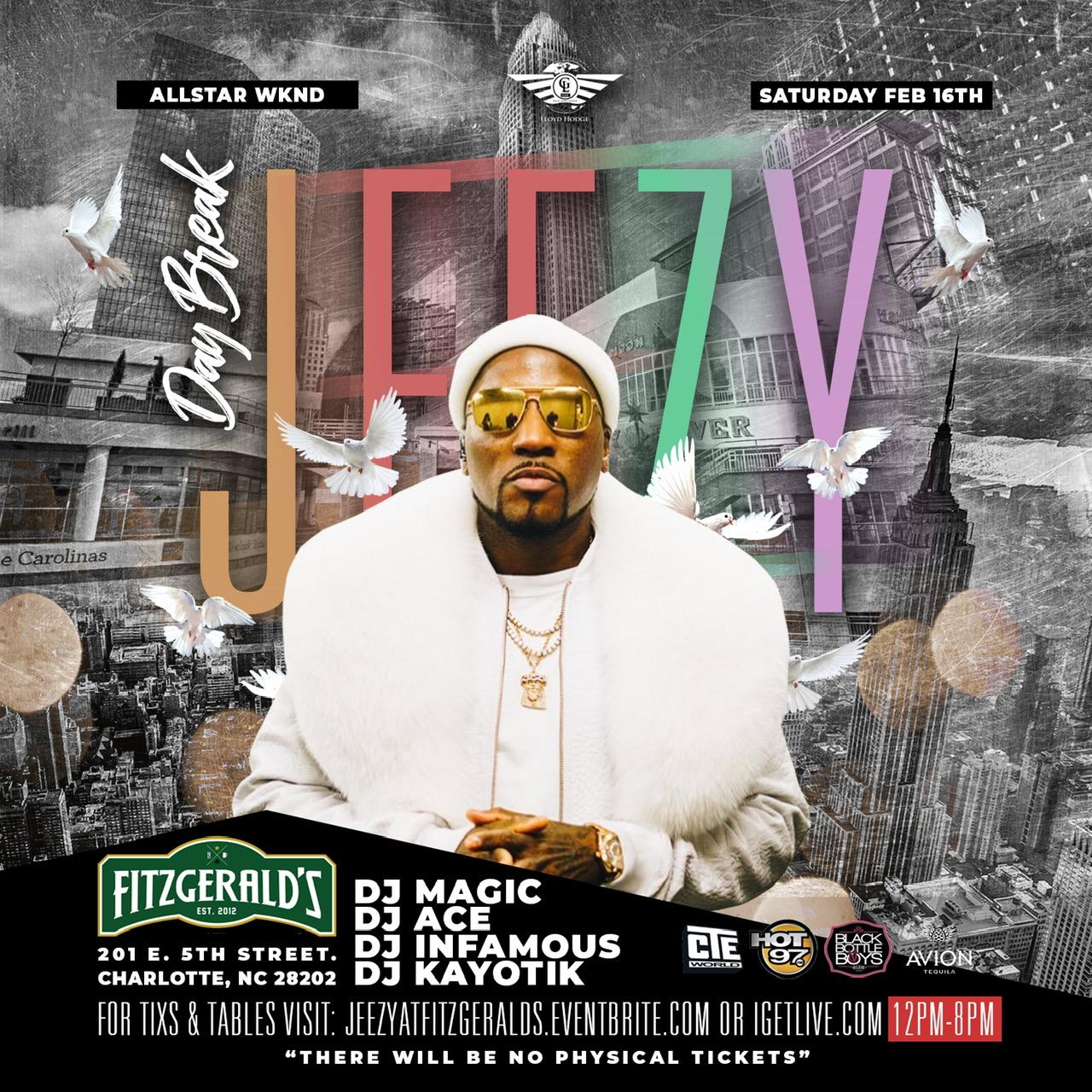 Jeezy Live