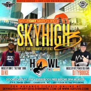 Sky High day party
