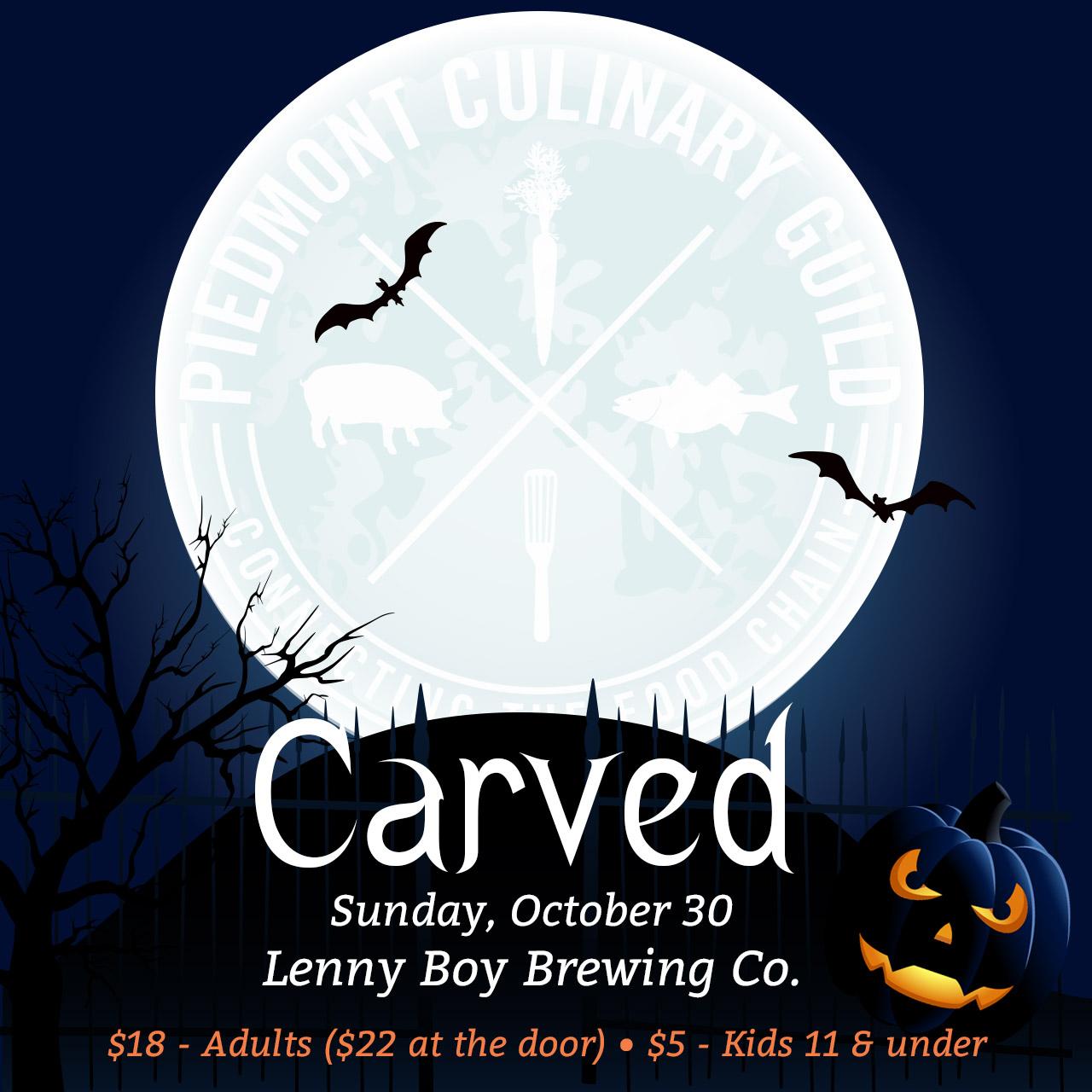 Carved 2016 - October 30