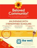 AN EVENING WITH 3 RENOWNED SCHOLARS