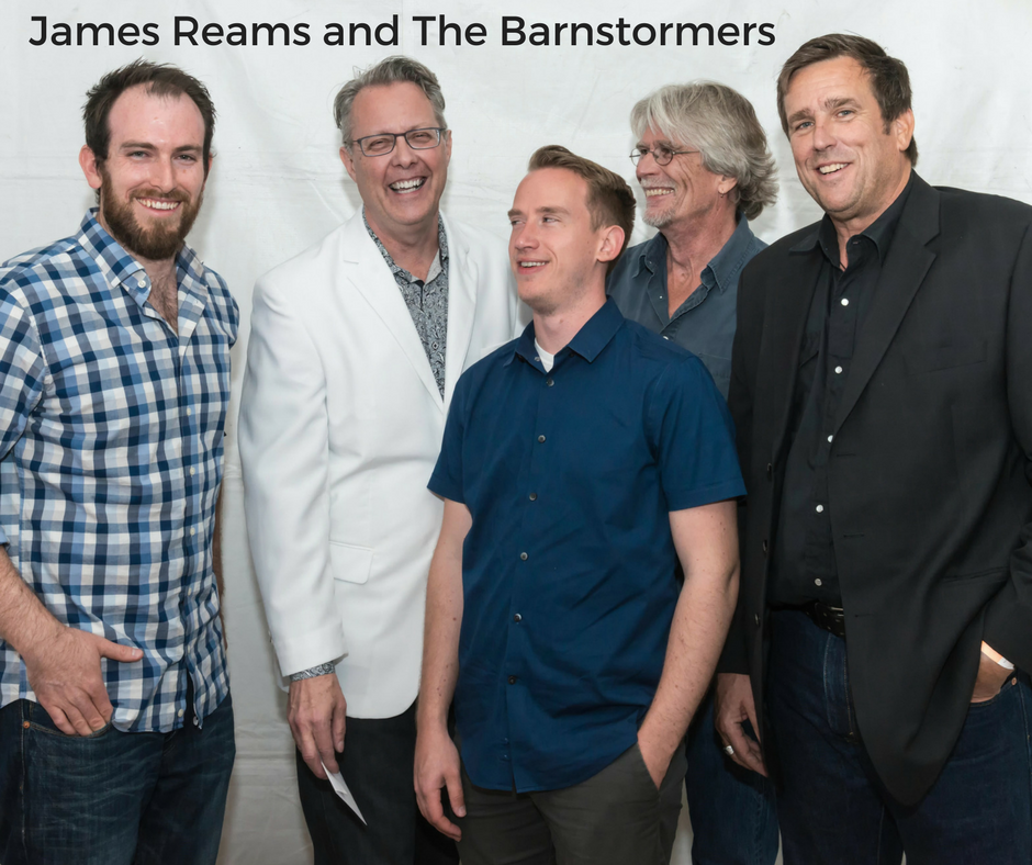 James Reams and the Barnstormers