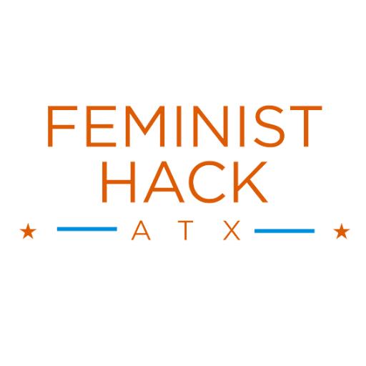 Feminist Hack ATX logo