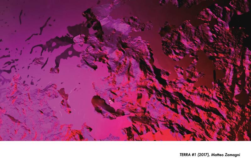 Terra#1 (2017), Matteo Zamagni