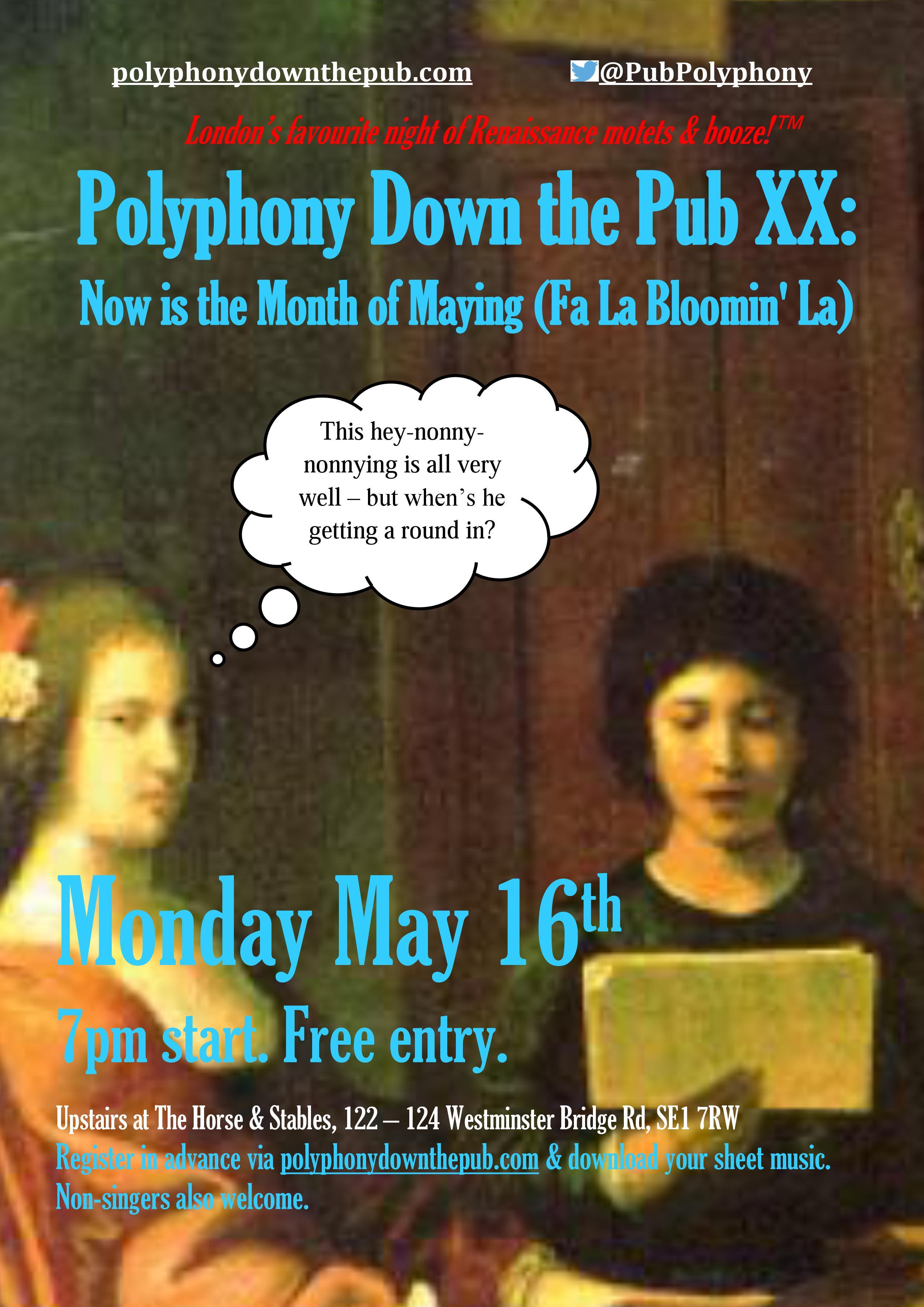 PDtP 20 poster