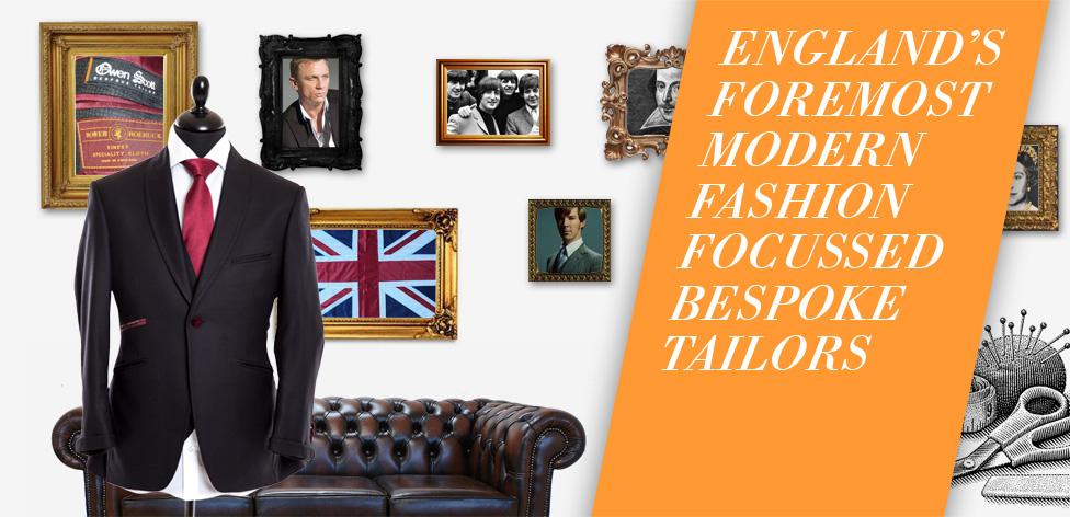 Owen Scott - Bespoke Tailor