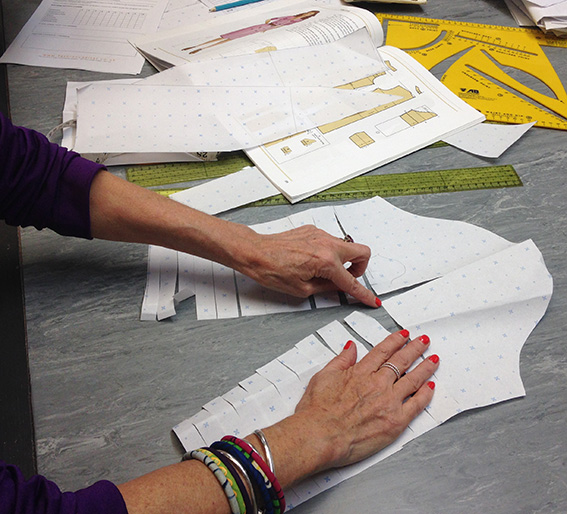 Pattern Drafting with Alice Prier