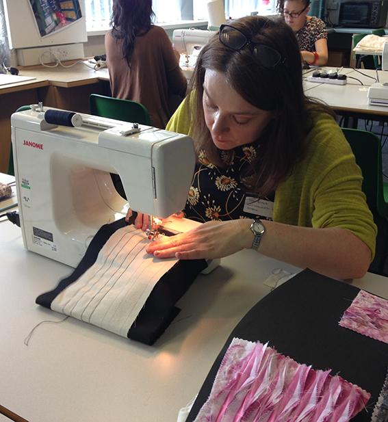 Textile Techniques workshop