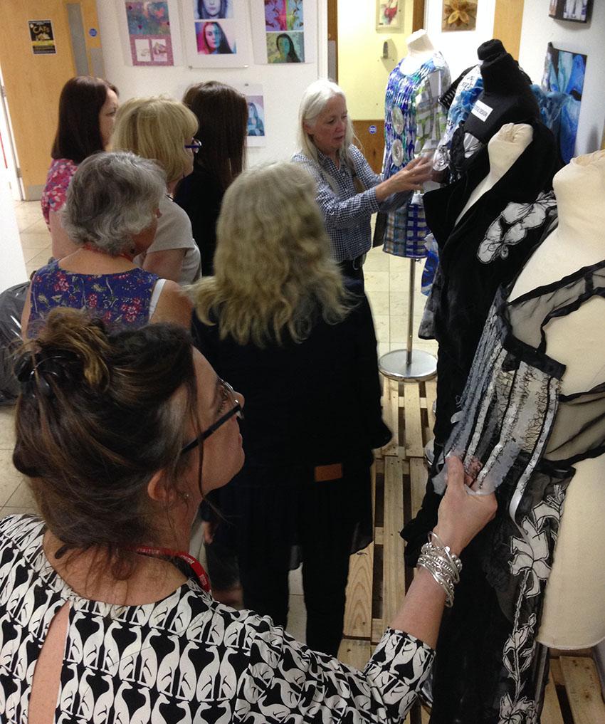 GCSE Art & Design workshops