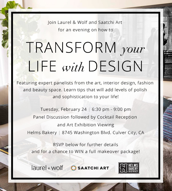 Saatchi Art Laurel & Wolf