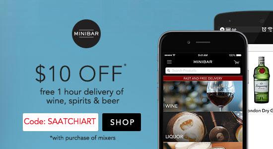 Minibar Offer