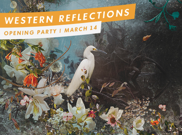 Western Reflections Invite