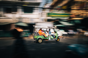Bangkok Photo School Travel/Street Photography Class