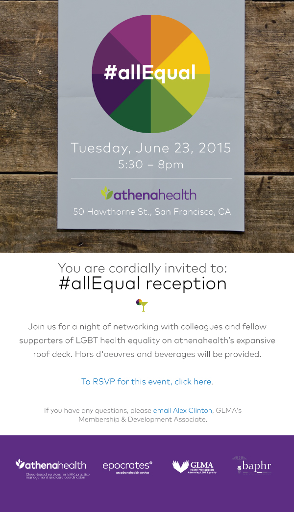 #allEqual Event Invite