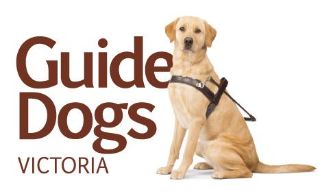 Guide Dogs Victoria Logo