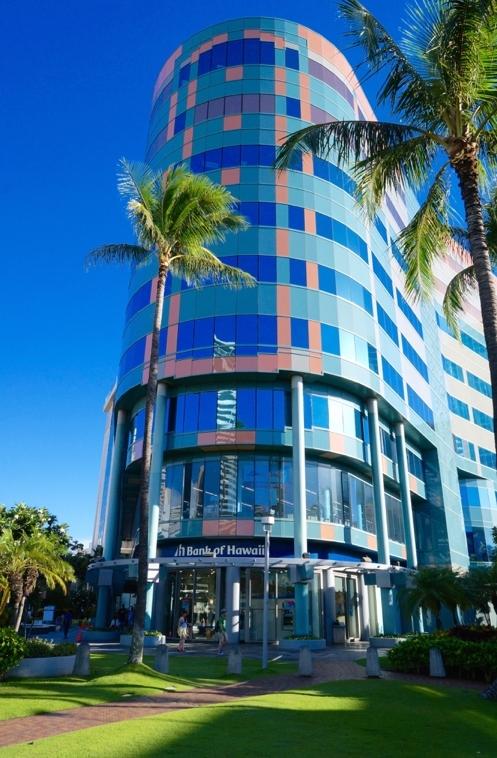 Bank of Hawaii Building