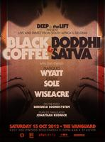 DEEP & theLIFT present BLACK COFFEE