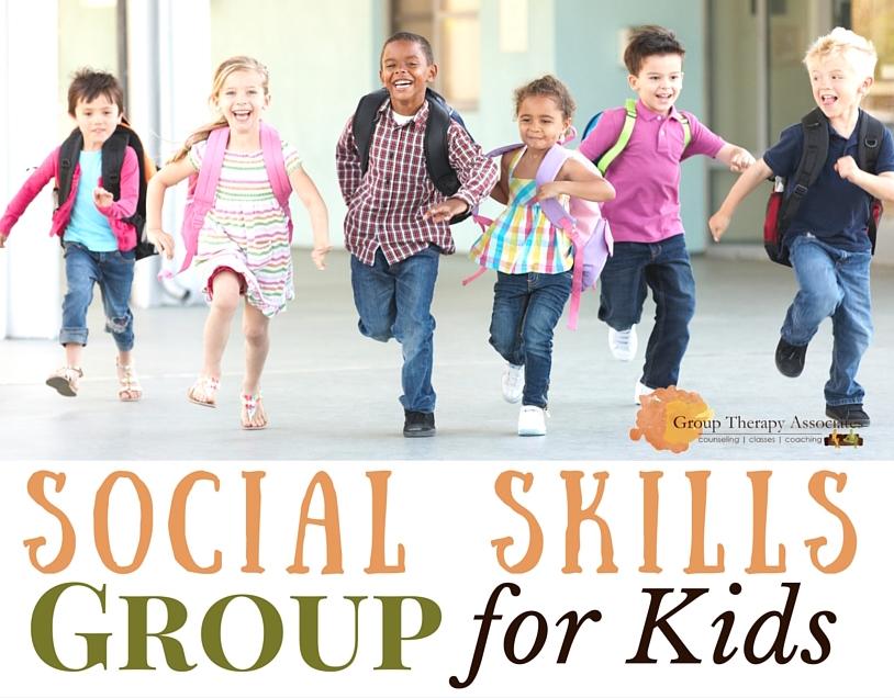 Summer Social Skills for Kids