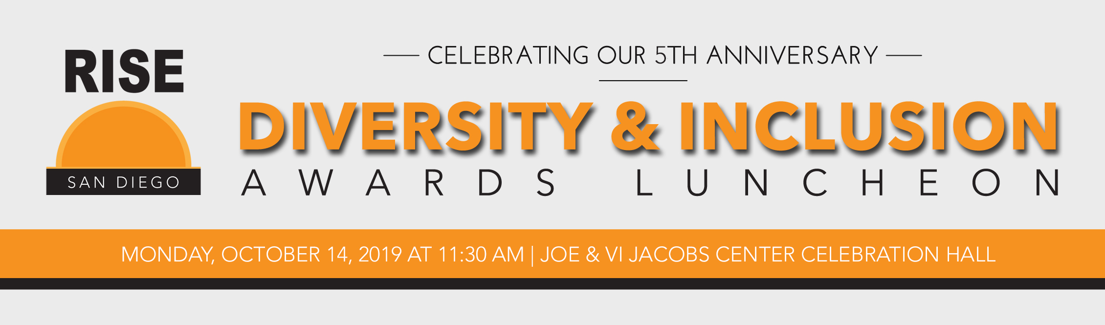 2019 RISE 5th Anniversary Luncheon & ILIA Awards