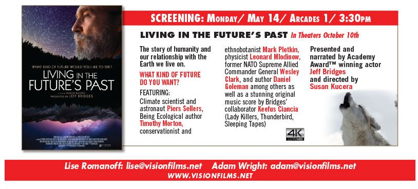 Vision Films invite