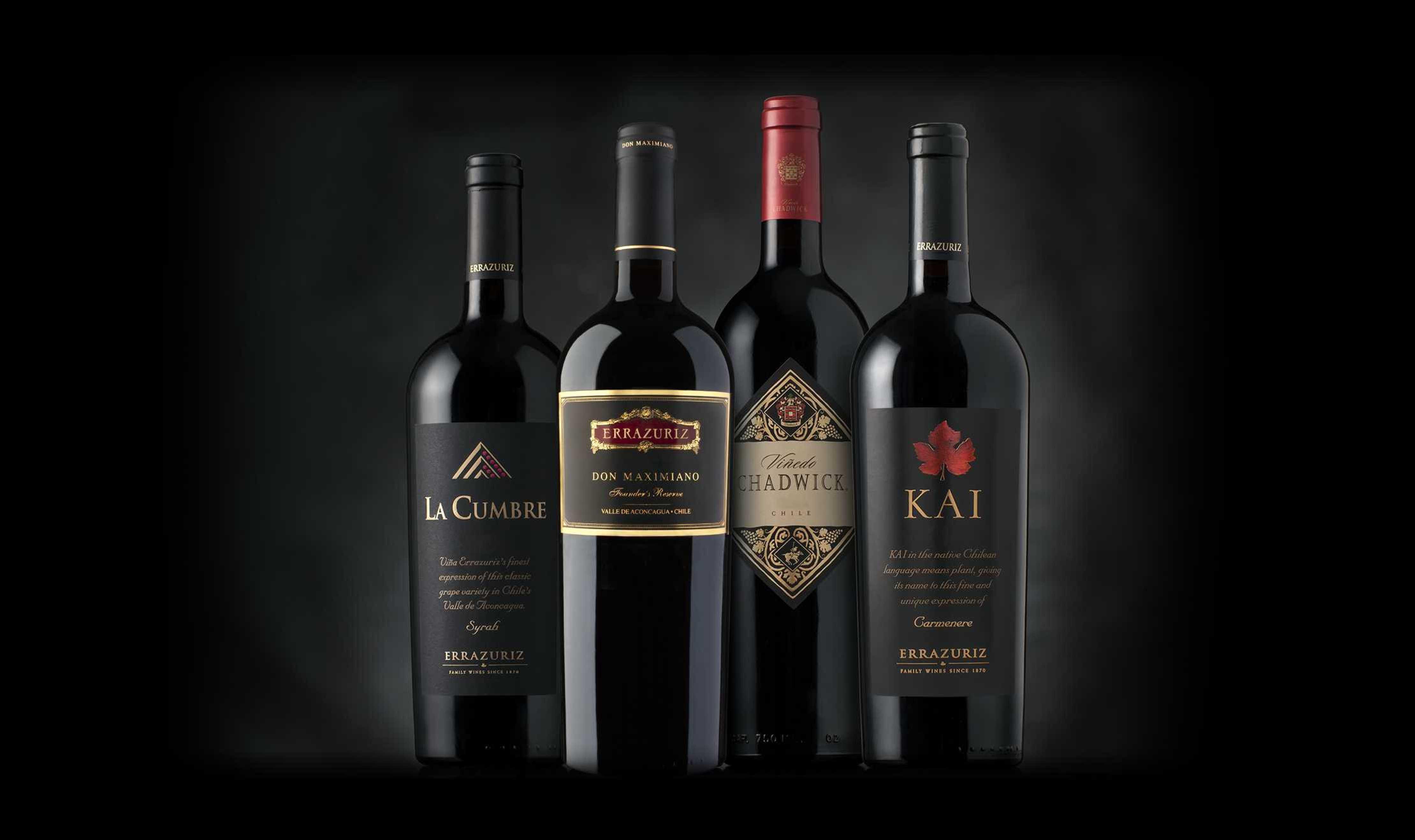 4 iconic wines