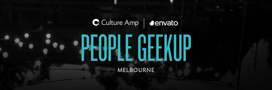 People Geekup Melbourne