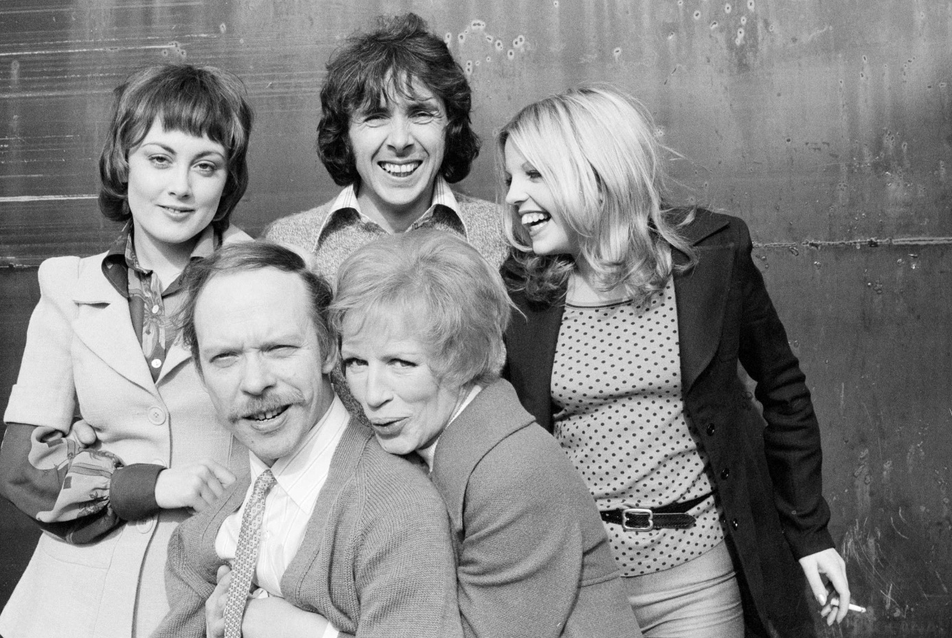 Man About the House - George & Mildred