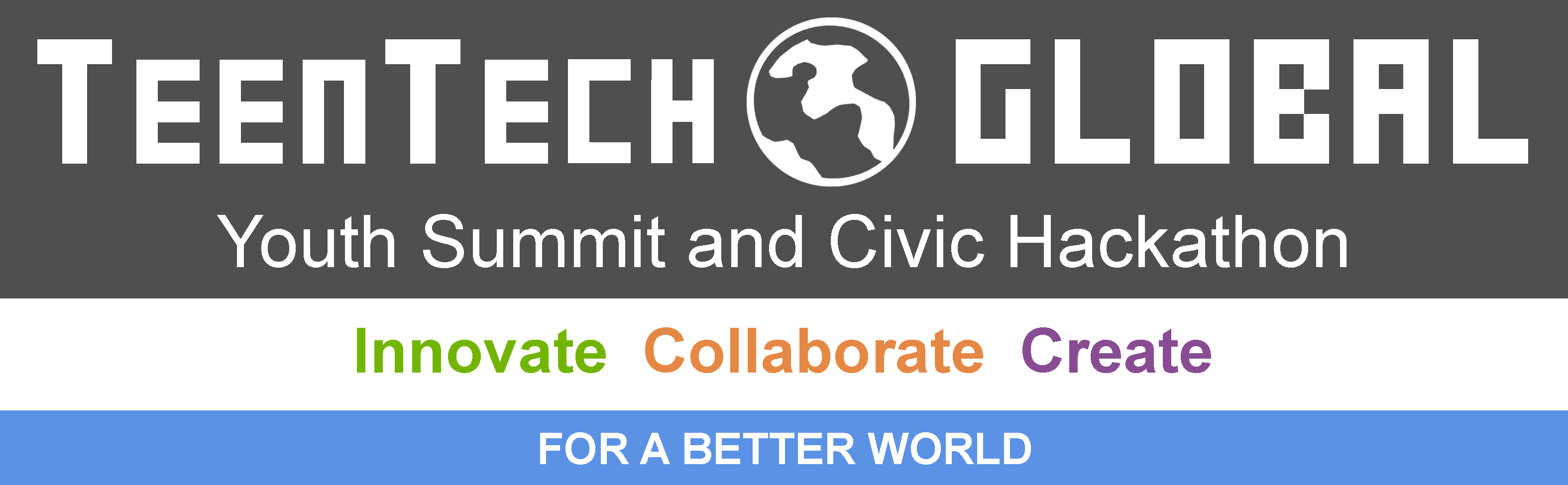 TeenTech GLOBAL Youth Summit & World Pitch