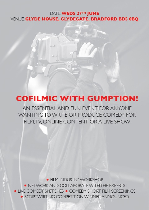 COFILMIC with GUMPTION