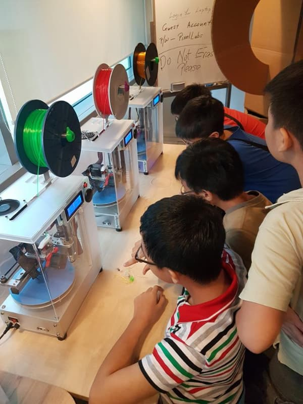Hands on 3D Printing