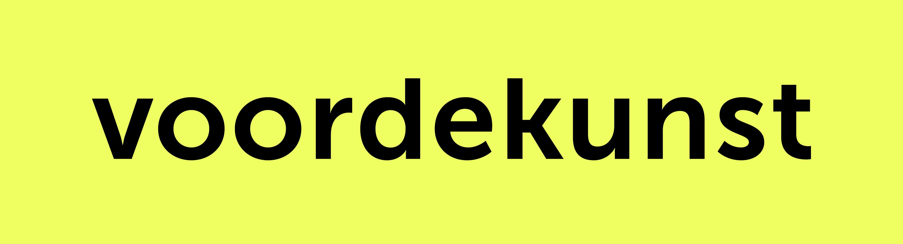 voordekunst logo