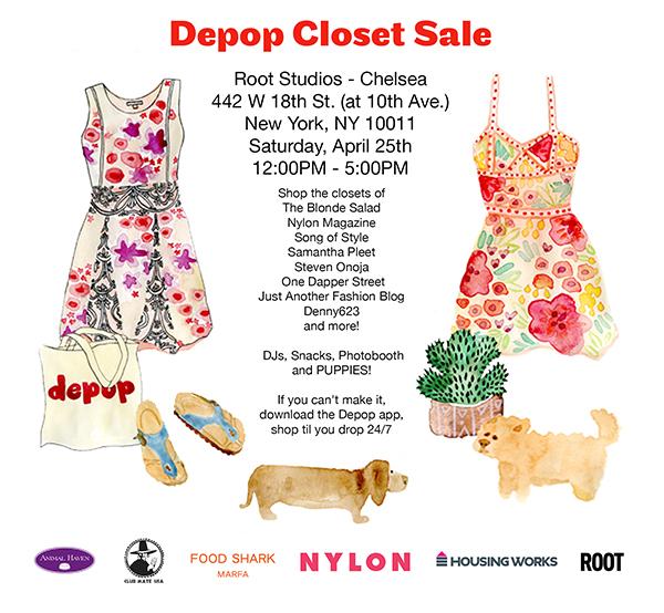 Depop Invite